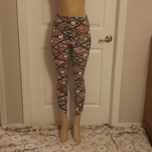 Lularoe leggings never worn one size